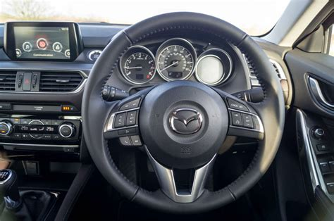 mazda  review updated improved carwitter