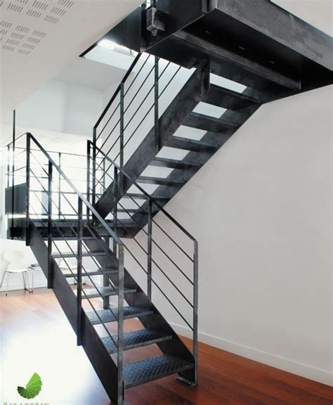 17 best images about escalier on exposed brick walls house tours and editor