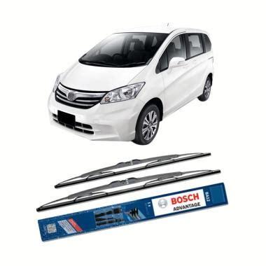 Suku Cadang Honda Freed harga bosch advantage wiper kaca depan mobil for honda freed gb 26 dan 14 inch murah