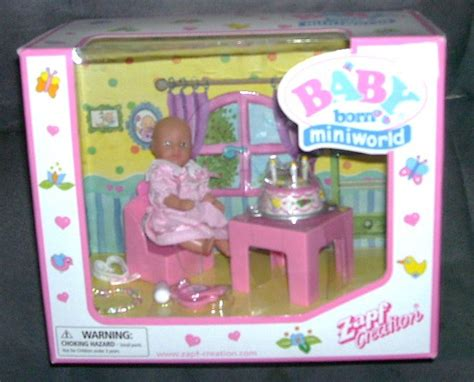 Promo Mainan Anak Mini Market Playset zapf creations baby born mini world birthday playset new zapf