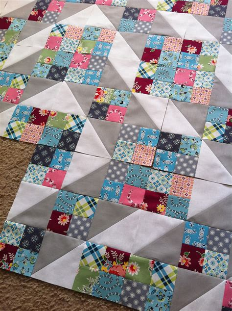 The Quilt Block by Starts 3and3quarters