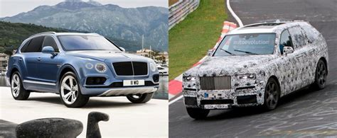 rolls royce cullinan vs bentley bentayga rolls royce ceo bashes bentley bentayga for being just a