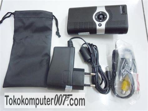 Proyektor Terkecil jual proyektor murah miliki home theater pribadi tokokomputer007