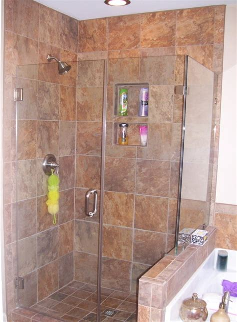 Lowes Showers by Alma Traditional Bathroom By