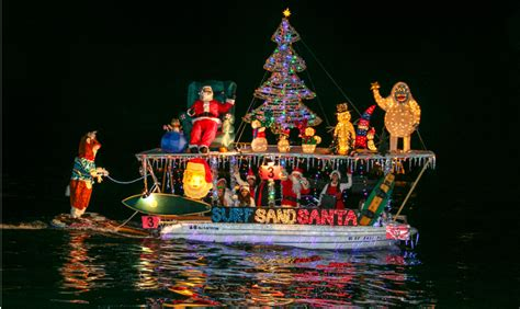 san diego holiday events mission bay christmas boat