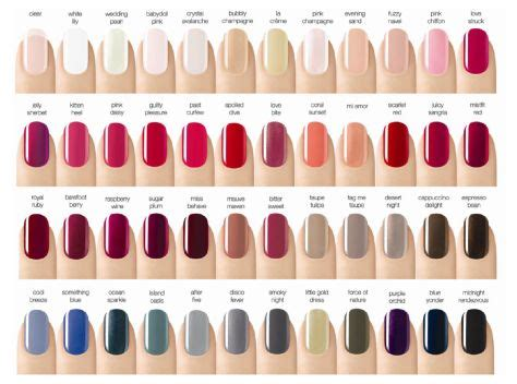 shellac colors chart best 25 cnd shellac ideas on cnd colours