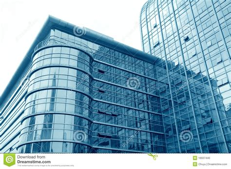 glass curtain wall building glass curtain wall building stock photo image 16937440