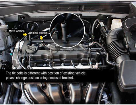 oem genuine  turbo gdi engine cover shield guard  hyundai   sonata yf ebay