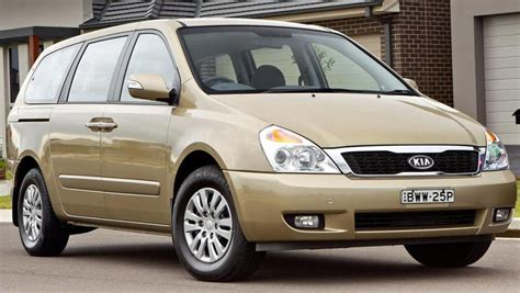 Kia Grand Carnival Used Kia Carnival And Grand Carnival Review 1999 2015