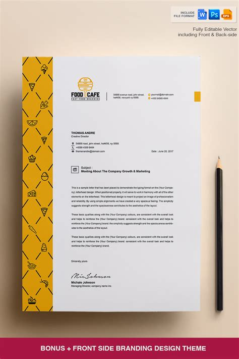 contoh letterhead resume contoh letter head letterheadsbpisb