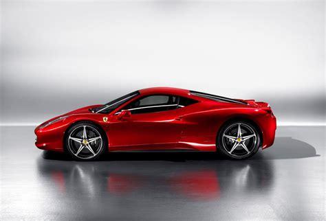 Ferrari 458 Italia Specifications 2010 ferrari 458 italia specifications photos history