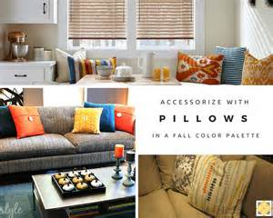 interiors by the sewing room 187 tips for fall decor paint color palettes
