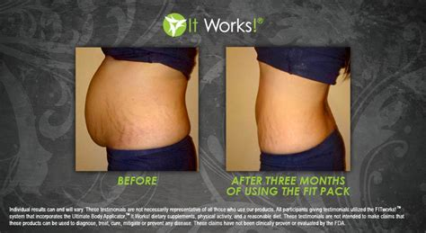 Make My Detox It Works Wrap by My It Works Real Review