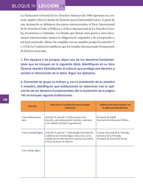 libro sep 5to grado formacion civica etica 2015 2016 libro sep 6 gradoformacion civica y etica contestado