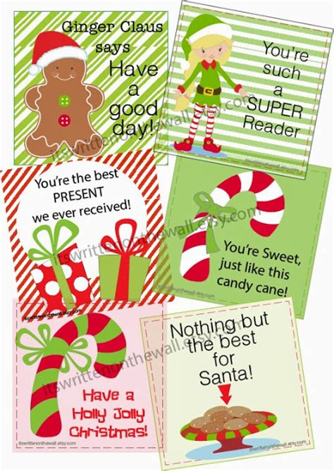 printable christmas gift tags for teachers it s written on the wall christmas lunchbox notes for