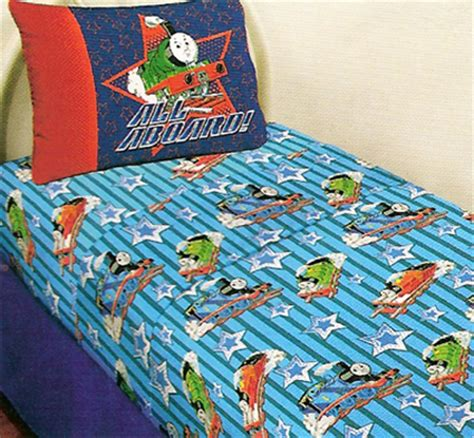 thomas and friends bedding thomas and friends twin sheet set twin bedding
