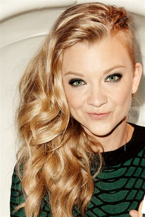 natalie dormer shave so excited today is the day i get the side cut i ve