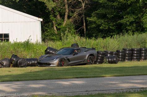 corvette crashes c7 corvette z06 crashes at the race track
