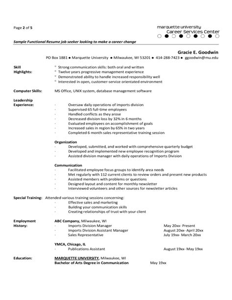 resume writing tips for experienced professionals 28