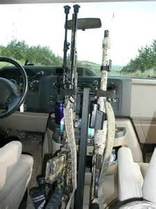 wanna hide a gun in your car custom rifle rack for