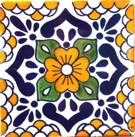 mexican talavera tile had032 hadeda tiles