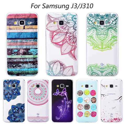 Soft Anti Samsung J3 J3 2016 J310 Bahan Soft Jelly aliexpress buy for samsung galaxy j3 2016 soft silicone tpu back phone cover