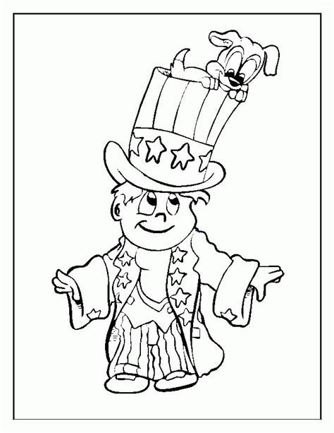 fourth of july coloring pages pdf 4th of july coloring pages coloring home