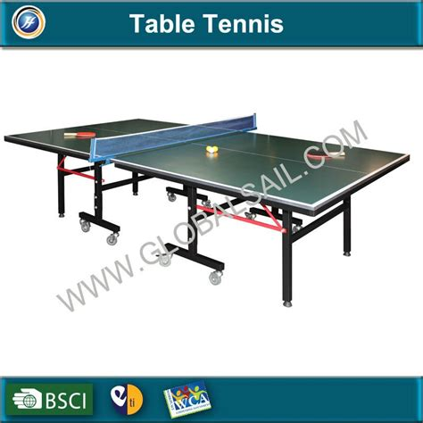 Folding Table Tennis Table 12 15 25mm Mdf Folding Table Tennis Table View Table Tennis Table Gs Product Details From