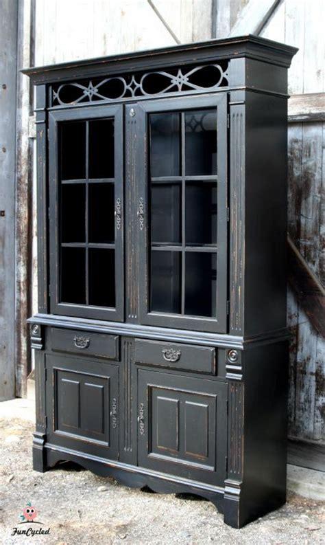 black china cabinets on