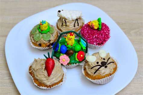 how to make easter cupcakes 11 steps with pictures wikihow