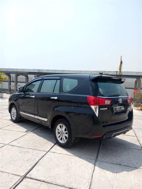 Innova Reborn toyota new innova reborn 2 4 v luxury diesel 2017