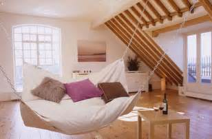 Bean Bag Bed With Blanket And Pillow 39 Attic Rooms Cleverly Making Use Of All Available Space