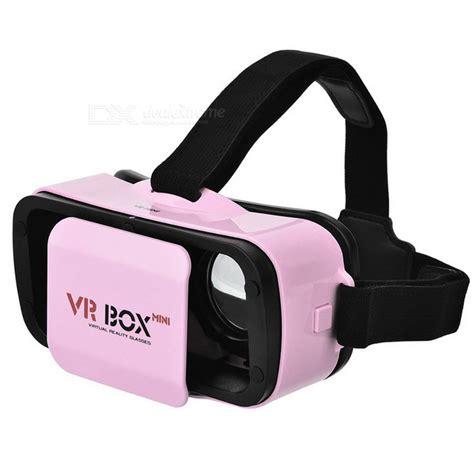 Vr Box Mini Vr Box Mini Reality 3d Glasses Pink Free