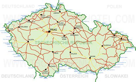 karte deutschland tschechien deutschland tschechien karte