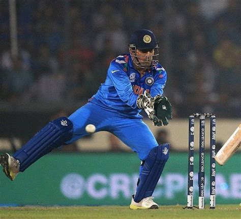 best wicket ms dhoni i the best wicket keeper