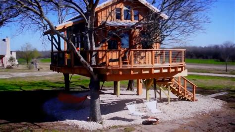 Treehouse Masters Luck O The Cottage by Twenty Ton Treehouse Treehouse Masters Wiki