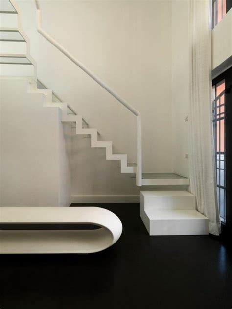 barandillas para escaleras interiores modernas escaleras modernas de interior 120 fotos e ideas de dise 241 o