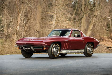 corvette stingray c2 1965 chevrolet corvette c2