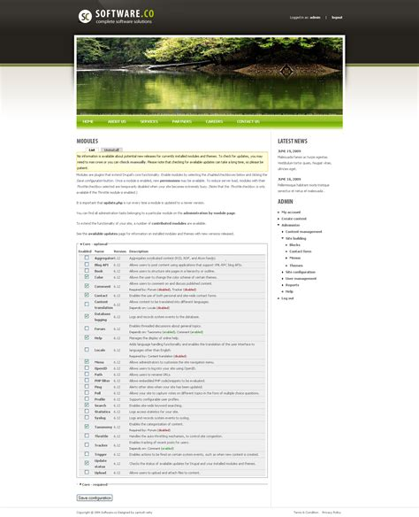 drupal 404 template software co drupal template by settysantu themeforest