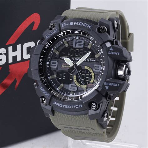 Jam Tangan G Shock Grosir g shock gg 1000 green army 187 jam tangan grosir termurah