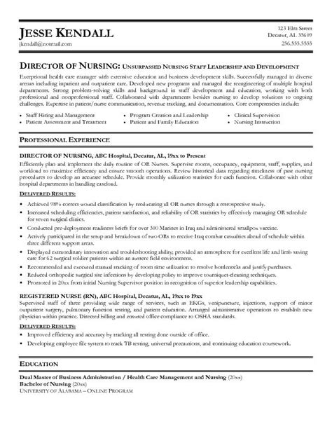 Rn Resume Sles New Grad by Registered Resume Resume Sle Format Registered