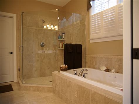Bathroom Renovation Design Ideas Bloombety Master Bath Showers Remodeling Ideas Master