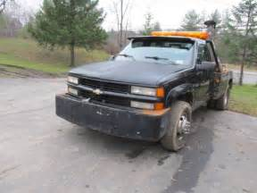 Truck With Wheel Lift For Sale 1994 Chevy 3500 4x4 Wrecker Truck With Vulcan Wrecker And