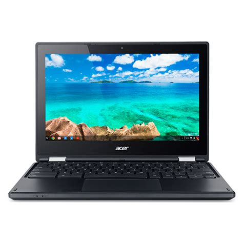 Laptop Acer R11 Chromebook acer chromebook r11 c738t reviews and ratings techspot