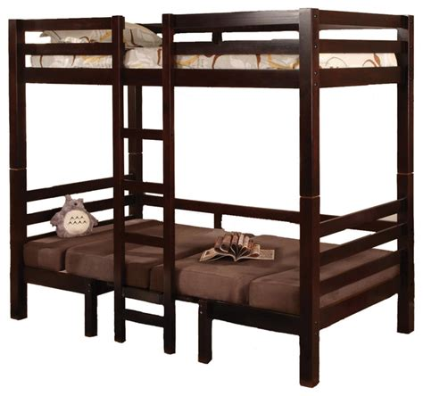 twin  twin convertible bunk loft bed youth bunkbed