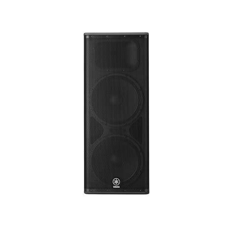 Speaker Aktif Yamaha Dsr 215 ลำโพง yamaha dsr215 powered speaker 15 quot space