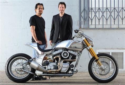 keanu reeves motorcycle cost keanu reeves began manufacturing motorcycles ayresearch