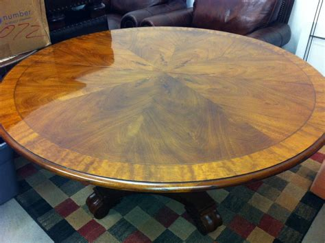 henredon quot briars quot dining table natchez collection