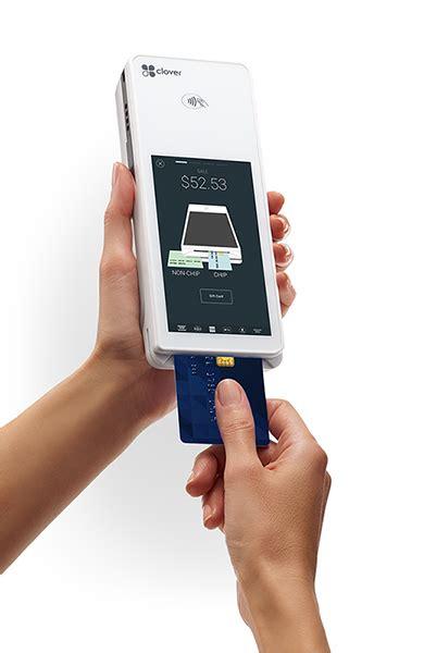 mobile flex mobile clover flex pos system merchant