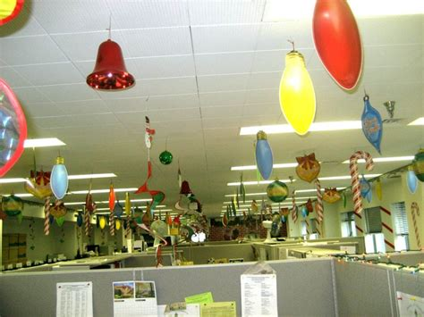 office decoration theme christmas office decorating themes holiday ideas dma